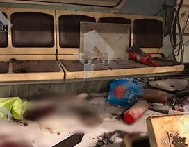 11 người chết, 45 người bị thương trong vụ nổ trên tàu điện ngầm Nga