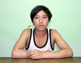 Bắt  giữ nghi can hiếp dâm một  bé gái 13 tuổi