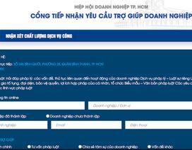 TPHCM ra mắt cổng thông tin kết nối hỗ trợ doanh nghiệp