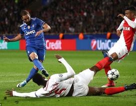 """Chấm điểm trận Monaco 0-2 Juventus: """"Bom tấn"""" Higuain phát nổ"""