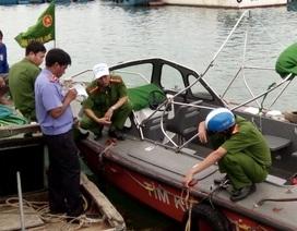 Trung úy Biên phòng bị tàu cá tông tử vong
