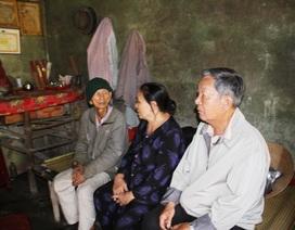 Xót xa cụ ông 102 tuổi còn phải nuôi con gái tâm thần