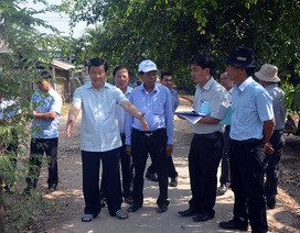 Nguyên Chủ tịch nước Trương Tấn Sang vận động tiền tỉ xây cầu cho dân