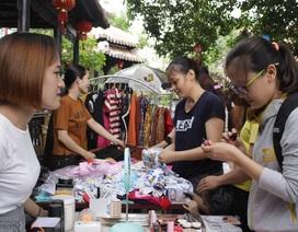 """Phiên chợ """"ảo"""", nghĩa tình thật ở Quảng Ngãi"""