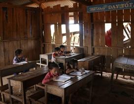 Đắk Nông: Gần 700 học sinh nghỉ giữa chừng khi mới hết nửa năm học