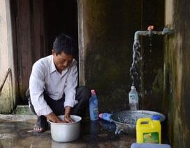 Nước sinh hoạt nhiễm asen, công trình nước sạch hoạt động ì ạch