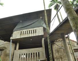 """Quảng Ngãi: Dân """"bạo tay"""" chi trăm triệu đồng xây nhà lầu nuôi gia súc"""