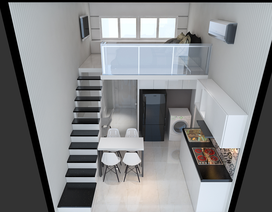 Vùng ven TPHCM xuất hiện mô hình căn hộ mini cho thuê