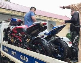 CSGT lên tiếng vụ xe PKL lấn làn, vi phạm tốc độ, gây tai nạn rồi bỏ trốn