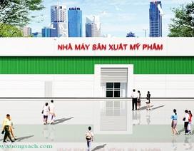 Nhà xưởng mỹ phẩm sạch - Giải pháp nâng tầng mỹ phẩm Việt