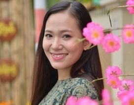"""Hoa khôi SV Cần Thơ:""""Về quê ăn Tết để cảm nhận sự yêu thương"""""""