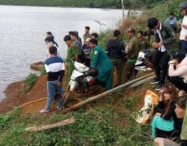 Lật thuyền chở cà phê, 3 người mất tích trên hồ thủy điện