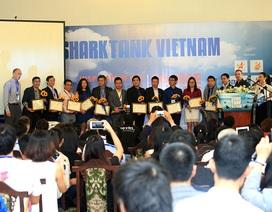 """TP.HCM: """"Shark Tank 100 - Ngày truyền cảm hứng"""""""