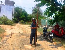 """Phú Yên: Có hay không việc """"xén đường bán đất""""?"""