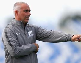 HLV U20 New Zealand tuyên bố sẽ đánh bại U20 Việt Nam