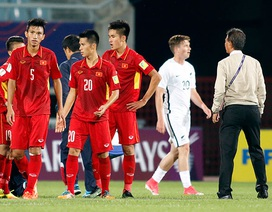 """Vì sao HLV Hoàng Anh Tuấn """"quát mắng"""" học trò sau trận hoà U20 New Zealand?"""