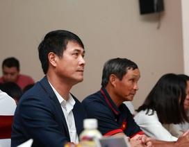 VFF né câu hỏi về Giám đốc kỹ thuật không kết hợp với HLV Hữu Thắng