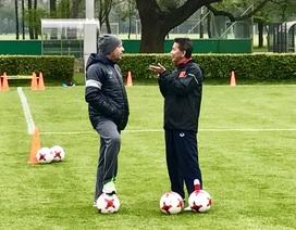 HLV Hoàng Anh Tuấn hài lòng về quá trình chuẩn bị của U20 Việt Nam