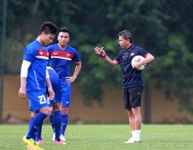 HLV Hoàng Anh Tuấn phát đi thông điệp cứng rắn với cầu thủ U20 Việt Nam