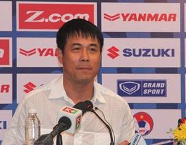 """HLV Hữu Thắng: """"Tôi chưa nghĩ đến VCK U23 châu Á, vì trước mắt là SEA Games"""""""