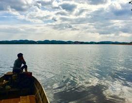 Nông dân vui mừng, du khách thích thú khi hồ Ea Kao đẫy nước