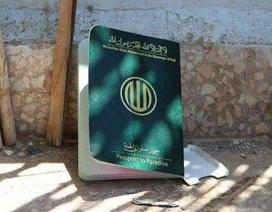 """Tiết lộ rợn người về """"hộ chiếu lên thiên đàng"""" của IS"""