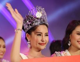 Tân Hoa hậu Ngân Anh từng phẫu thuật thẩm mỹ, BTC cuộc thi nói gì?