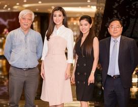 """Đỗ Mỹ Linh được """"nhắn nhủ"""" trước ngày lên đường dự thi Miss World"""