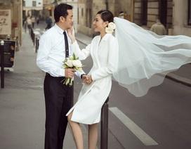 Hoa hậu Ngọc Duyên hé lộ ảnh cưới với ông xã doanh nhân hơn 18 tuổi