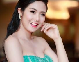 Vì sao Hoa hậu Ngọc Hân chưa chịu lấy chồng?