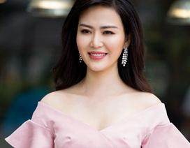Hoa hậu Thu Thủy từng bị ám ảnh về tuổi già