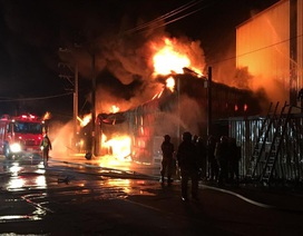 Nhiều người Việt bị thương và mất tích trong vụ hỏa hoạn tại Đài Loan