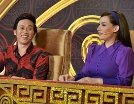 """Bị Hoài Linh """"sửa lưng"""", Phi Nhung đòi bỏ """"ghế nóng"""" xuống làm... khán giả"""