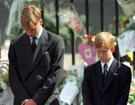 Hoàng tử Anh kể lại giây phút nghẹn ngào nghe tin Công nương Diana qua đời