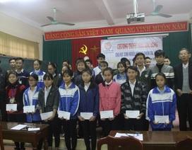 Quảng Trị: Trao 90 suất học bổng cho học sinh nghèo vượt khó học giỏi