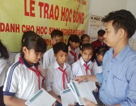 70 suất học bổng đến với học sinh nghèo huyện Cần Giờ