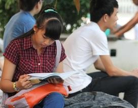 Học sinh phải hấp thụ quá nhiều kiến thức