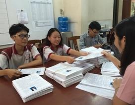 Đăng ký thi THPT quốc gia 2017: Khoa học xã hội khởi sắc