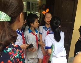 Học sinh lớp 5 rớt nước mắt vì đề kiểm tra định kỳ cuối năm quá khó