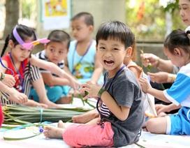 Phổ cập mầm non 5 tuổi đem lại những quyền lợi gì cho trẻ em?