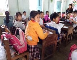 Quảng Ngãi: Khắc phục tình trạng bàn ghế không phù hợp với học sinh