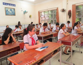 Sở GD-ĐT TPHCM ra thông báo khẩn điều chỉnh chỉ tiêu tuyển sinh lớp 10