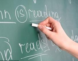 Trắc nghiệm: Bạn có giỏi tiếng Anh hơn một học sinh 11 tuổi ở Anh?