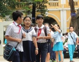 Kỳ khảo sát vào lớp 6 Trần Đại Nghĩa: Huy động gần 600 giáo viên phục vụ