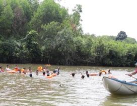 Quảng Ngãi: Tìm thấy thi thể 3 học sinh bị lũ cuốn