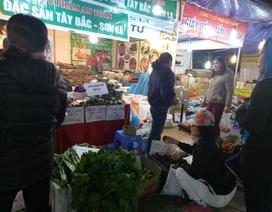 Bán hàng hội chợ: Thuê ki ốt 1 triệu đồng, thu chục triệu/ngày
