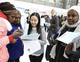 Cơ hội tìm việc ở Trung Quốc cho thạc sĩ xuất sắc người nước ngoài