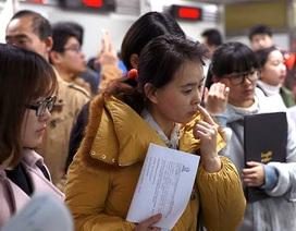 Trung Quốc đặt mục tiêu tạo ra 50 triệu việc làm mới đến năm 2020