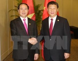 Việt Nam - Trung Quốc:  Kiểm soát tốt bất đồng, duy trì hòa bình, ổn định trên biển