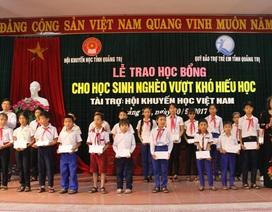 Quảng Trị: Quỹ Khuyến học toàn tỉnh huy động hơn 24,5 tỷ đồng, hỗ trợ hàng ngàn đối tượng